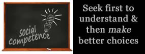 Seek undertanding and then make better choices