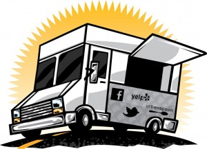 How Food trucks can help your social media