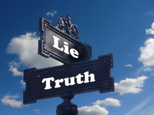 Half Truth or a Lie?